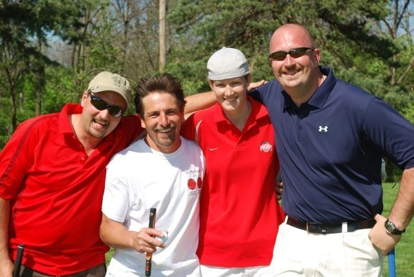 norwood firefighters association golfouting09 charity